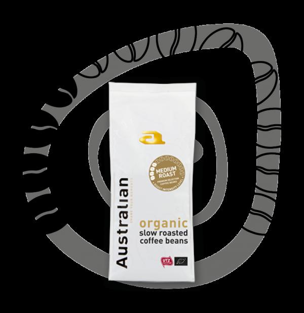 australiankoffie.nl | Medium Roast Beans | Voor de koffiebeleving die bij jou past