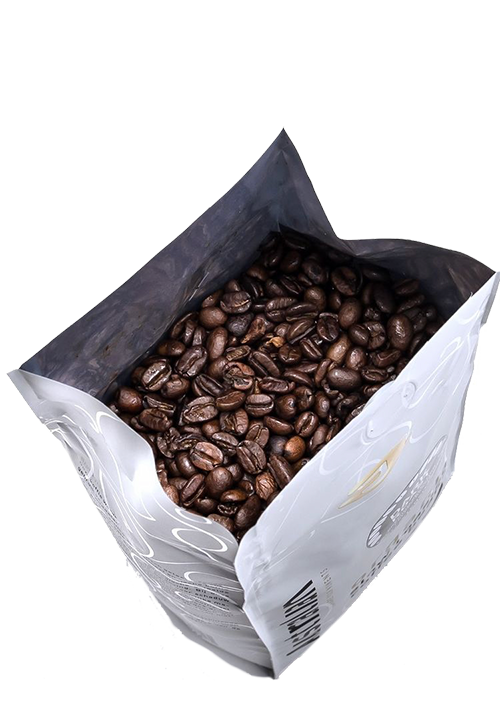 Biologische koffiebonen Australian